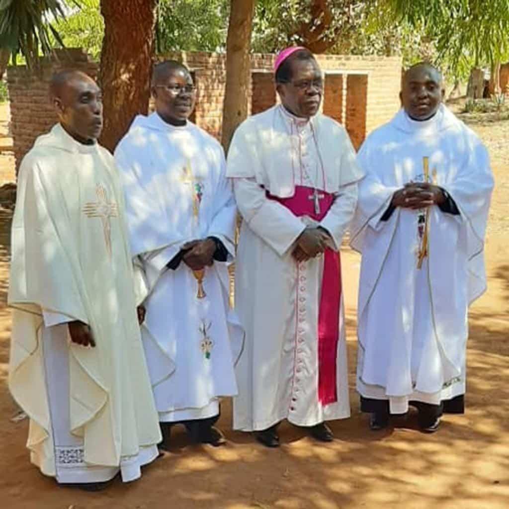 Priesterweihe in Malawi