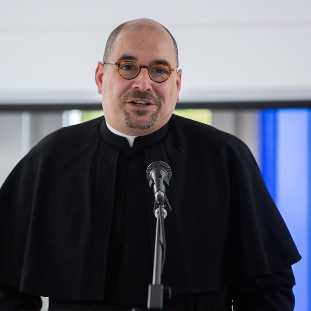Pater Björn Schacknies SAC Antrittsrede