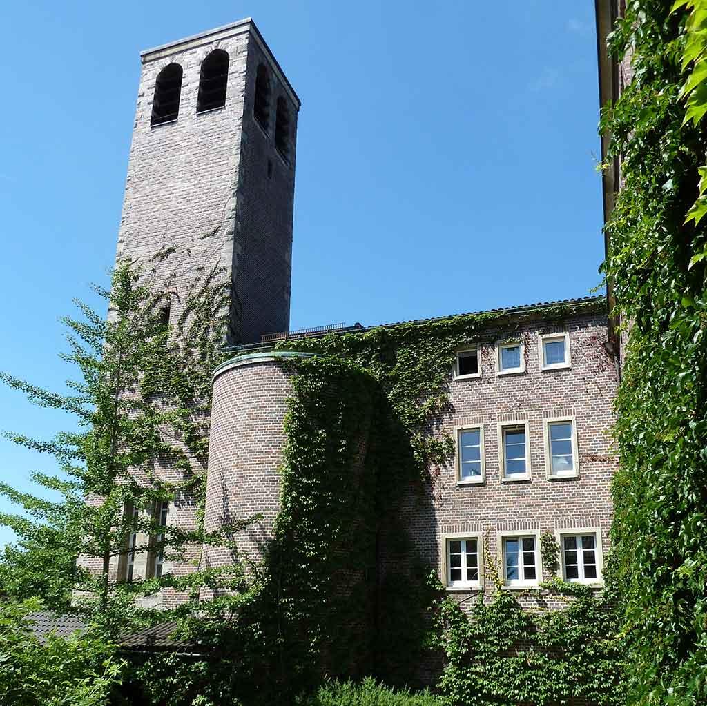 Das Pallotti Haus der Pallottiner in Freising