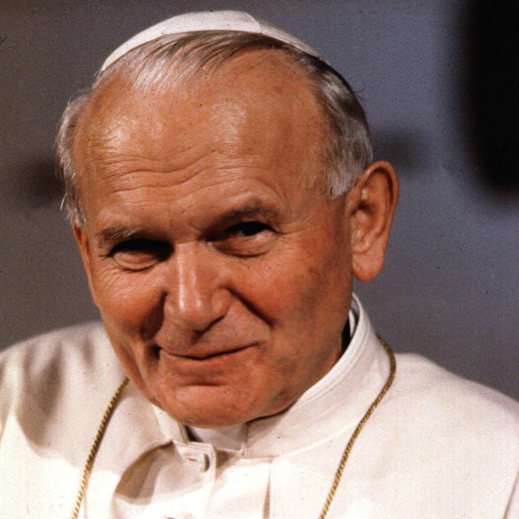 Papst Johannes Paul II kannte Pallotti und die Pallottiner