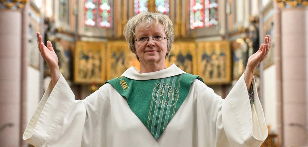 Die Zukunft der Katholischen Kirche? Pater Pfenning mischt sich ein!