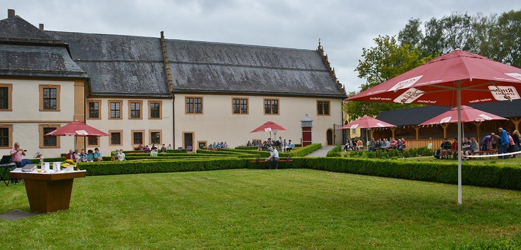 Klosteranlage Maria Bildhausen