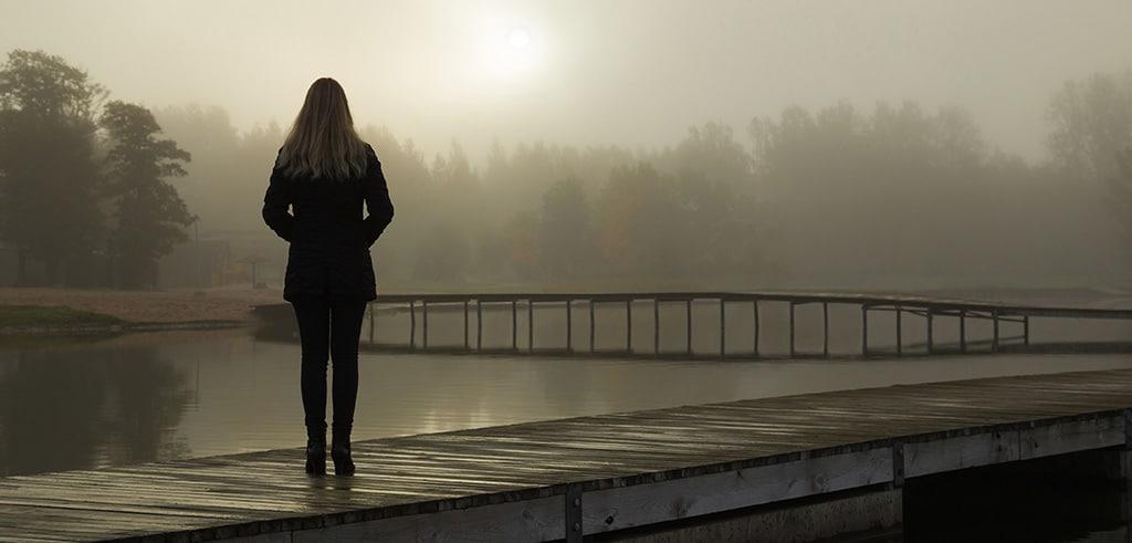 Das Schlimmste ist die Einsamkeit