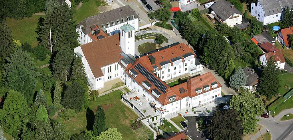 Pallotti-Haus im bayerischen Friedberg