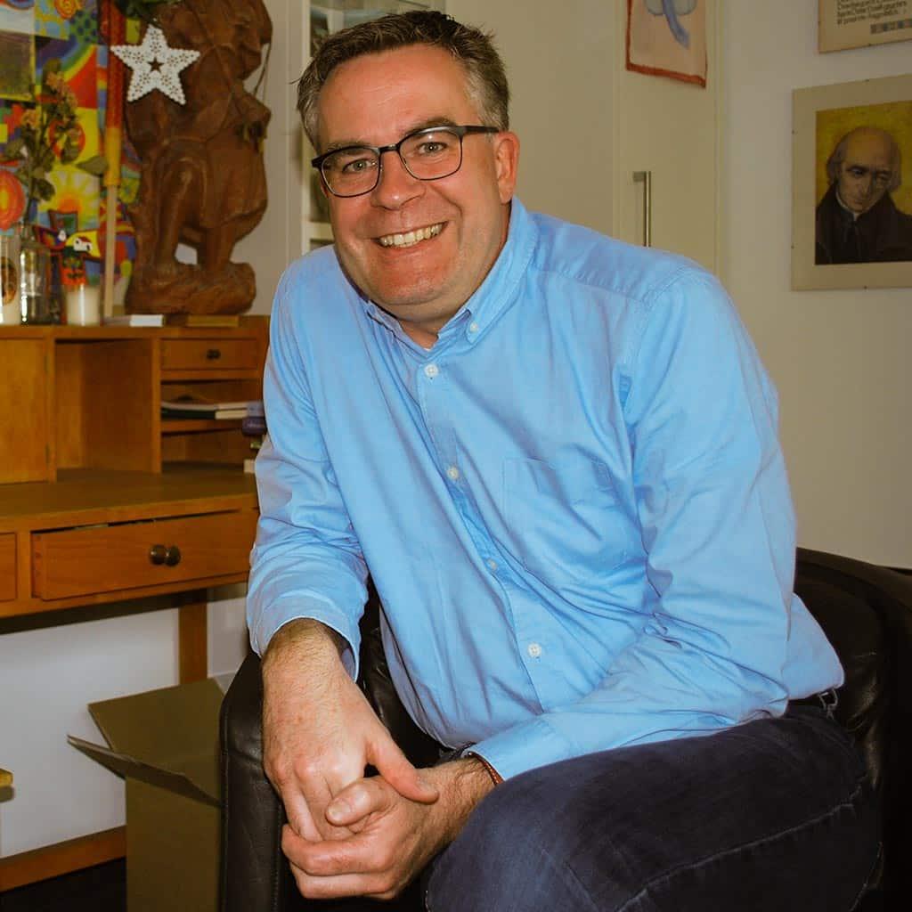 Rektor Pater Christoph Lentz SAC übernimmt die Leitung des Pallotti-Heimes im bayerischen Friedberg