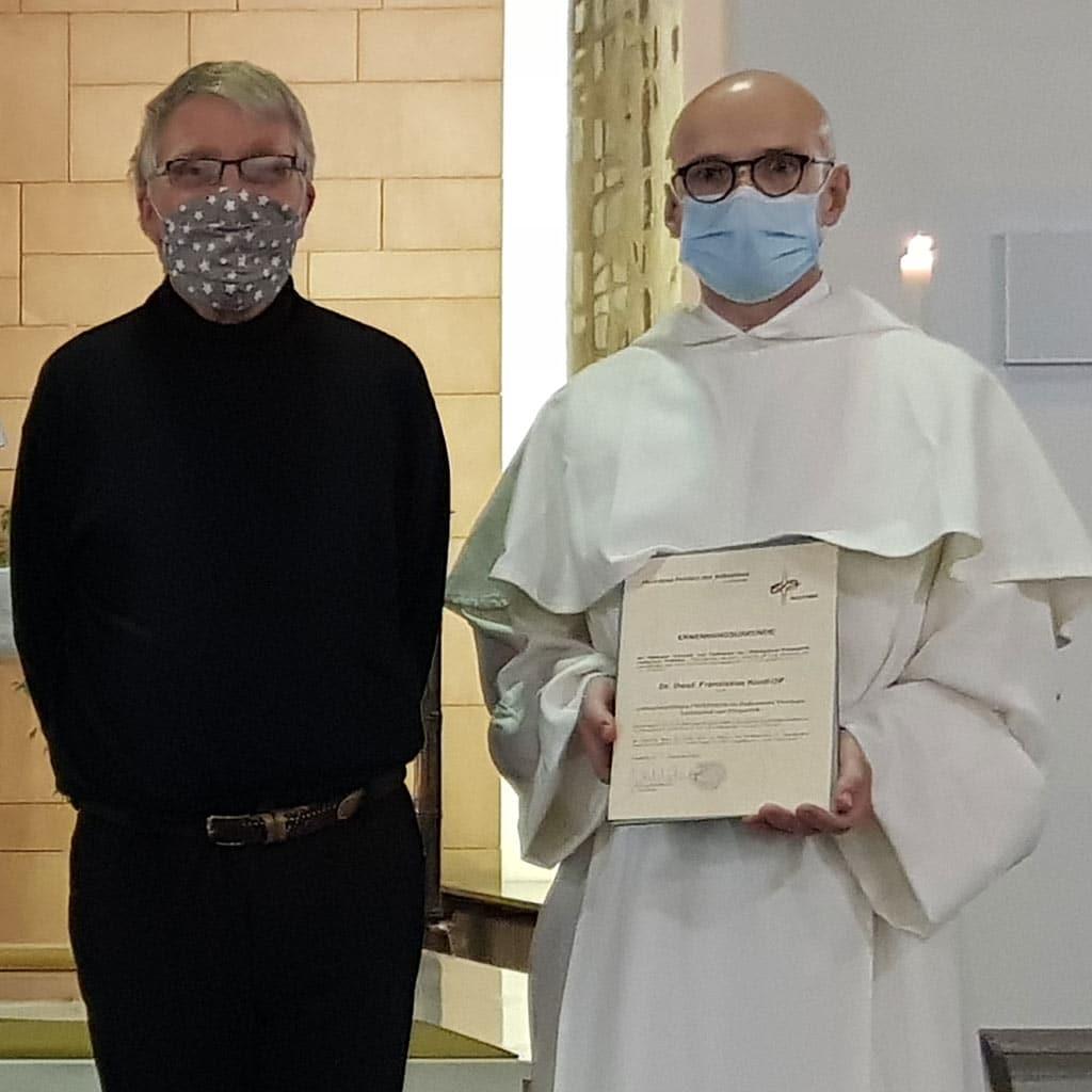 Ernennung von JProf. Dr. Knoll OP
