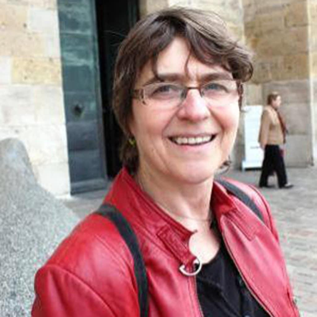 Theologin Jutta Lehnert