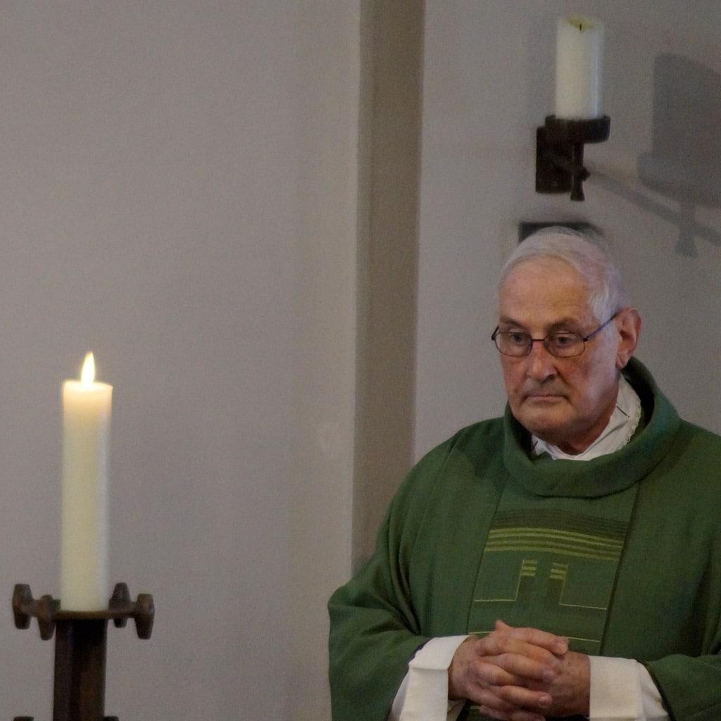 Pater Wilhelm Landwehr SAC