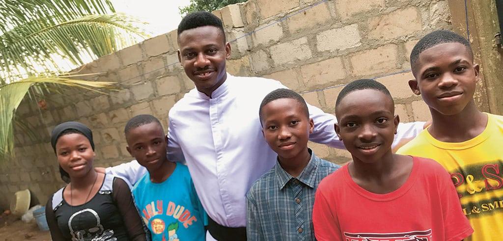 Ein Jugendzentrum für Mbaukwu in Nigeria
