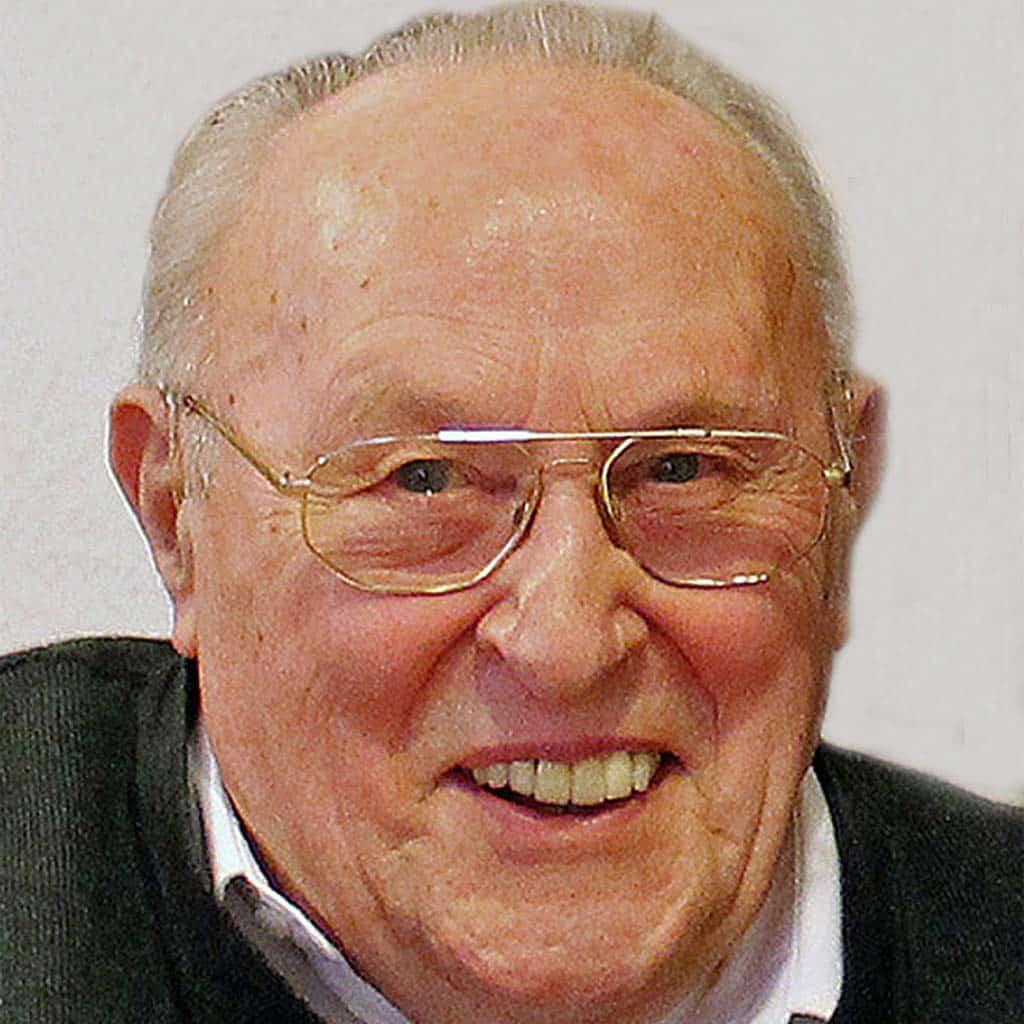 Pater Fridolin Bleuel SAC