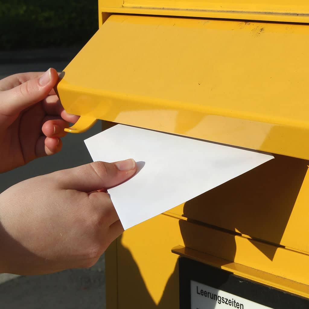 Post für die Pallottiner