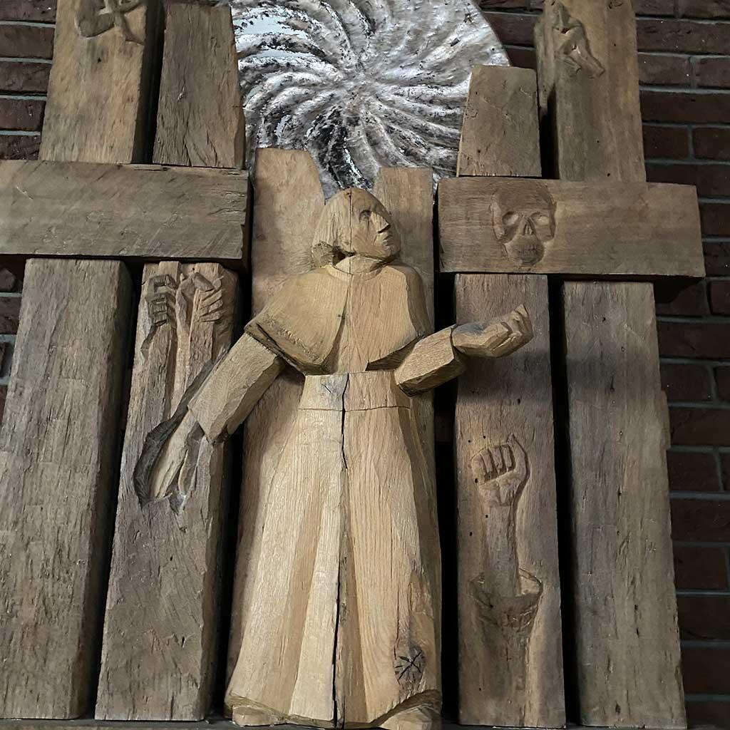 Der heilige Vinzenz Pallotti