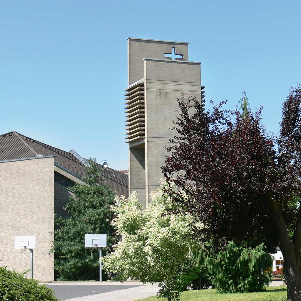 Pallotti-Kirche Rheinbach