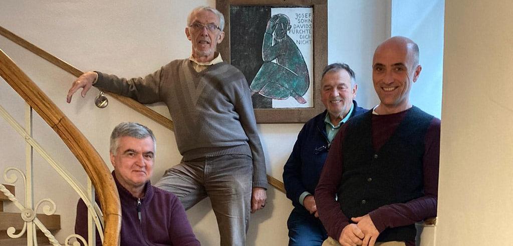 Die Hausgemeinschaft im Coenaculum Konstanz