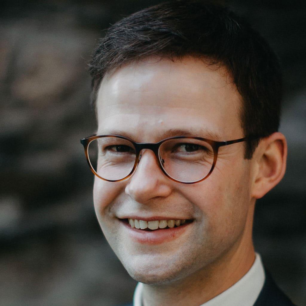 Dominik Butenkemper erhält Hochschulpreis