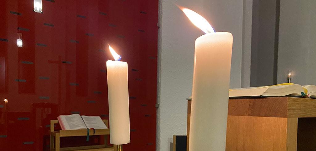 Jeden Freitag im Advent Pallottikirche Friedberg