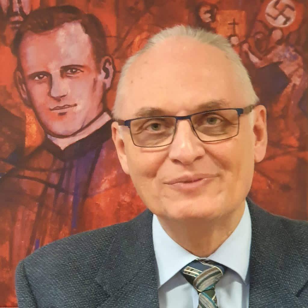 Pater Prof. Dr. Hubert Lenz SAC