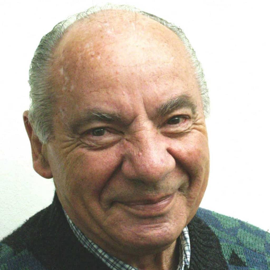 Pater Franz Baumann SAC