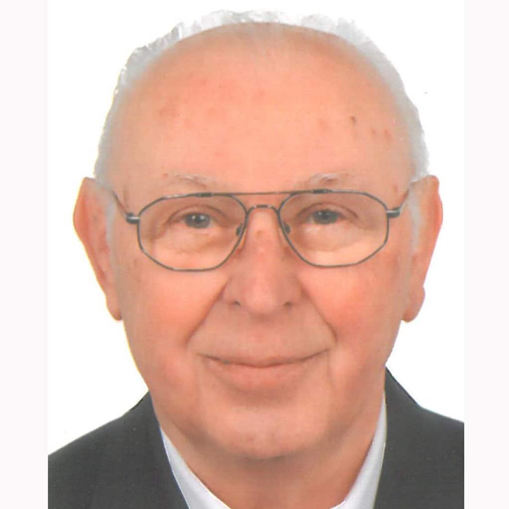 Pater Franz Josef Schiersch SAC