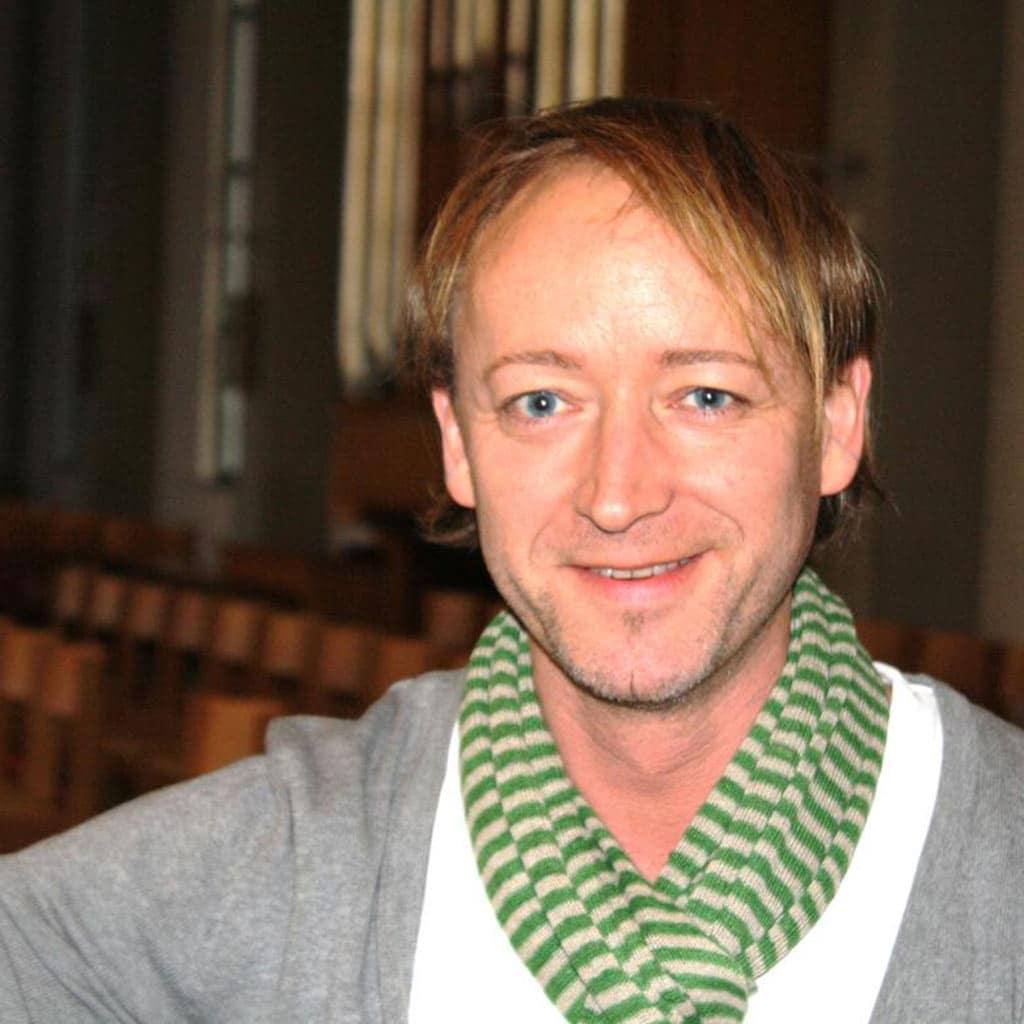 Pater Jörg A. Gattwinkel SAC