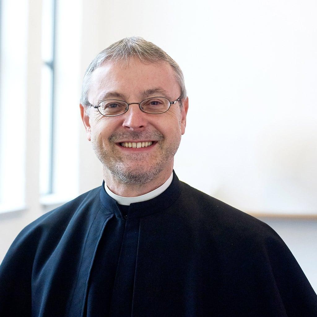 Pater Helmut Scharler SAC