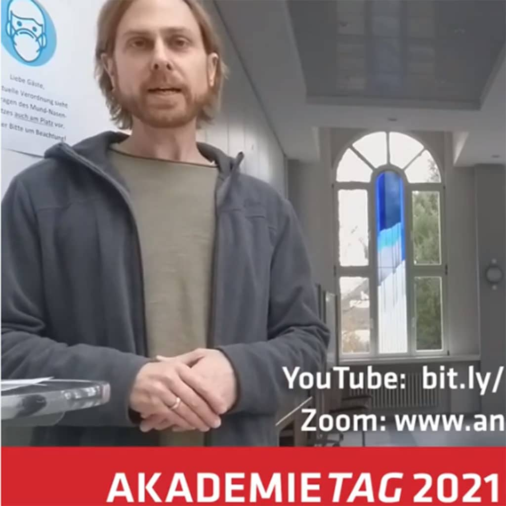 Akademietag 2021 online teilnehmen