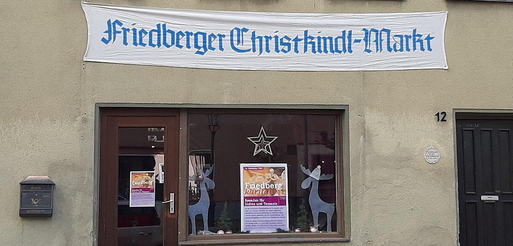 Friedberger Christkindl-Markt in Corona-Zeiten