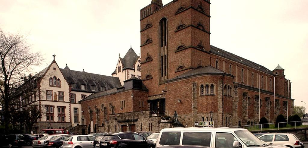 Missionshaus der Pallottiner und Pallottinerkirche St. Marien in Limburg an der Lahn