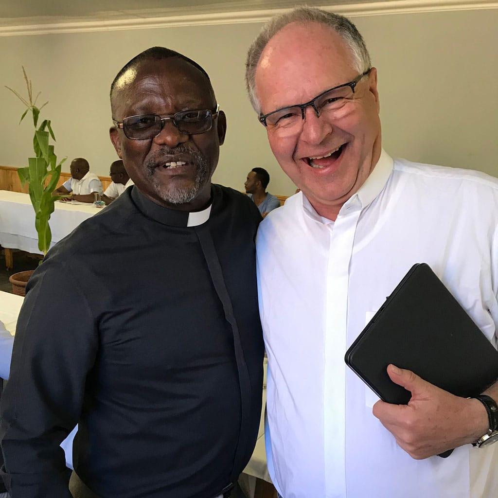 Mitbruder wird Bischof von Queenstown in Südafrika