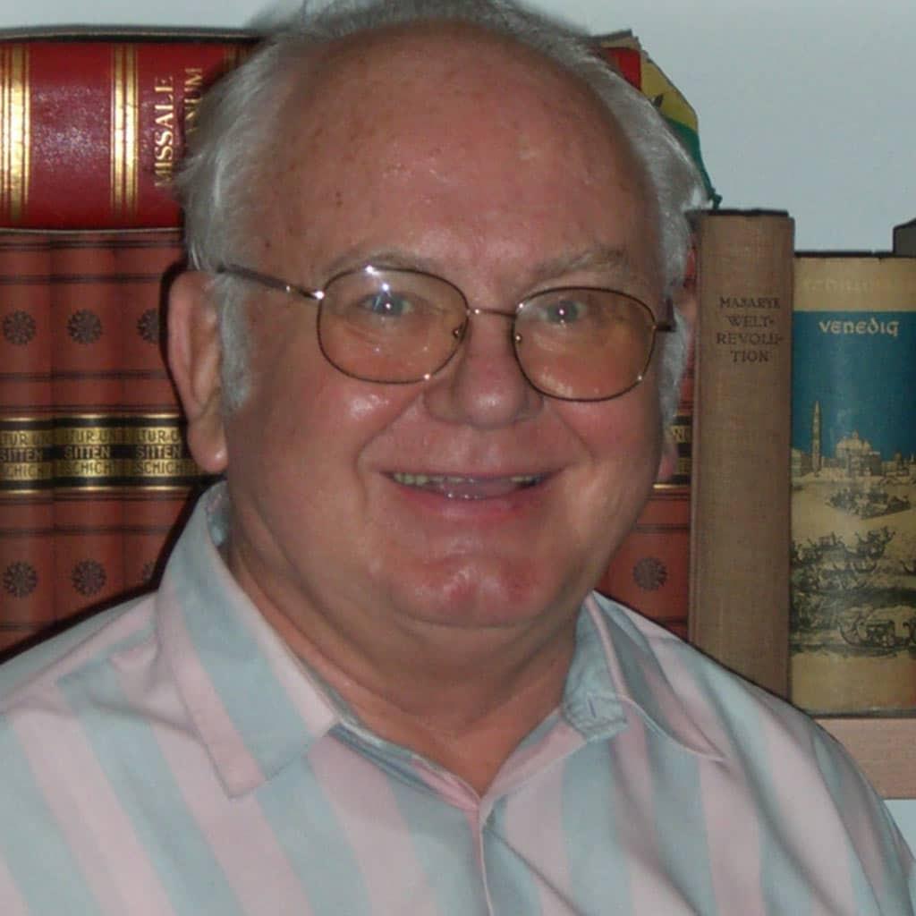 Pater Edward Daniel SAC