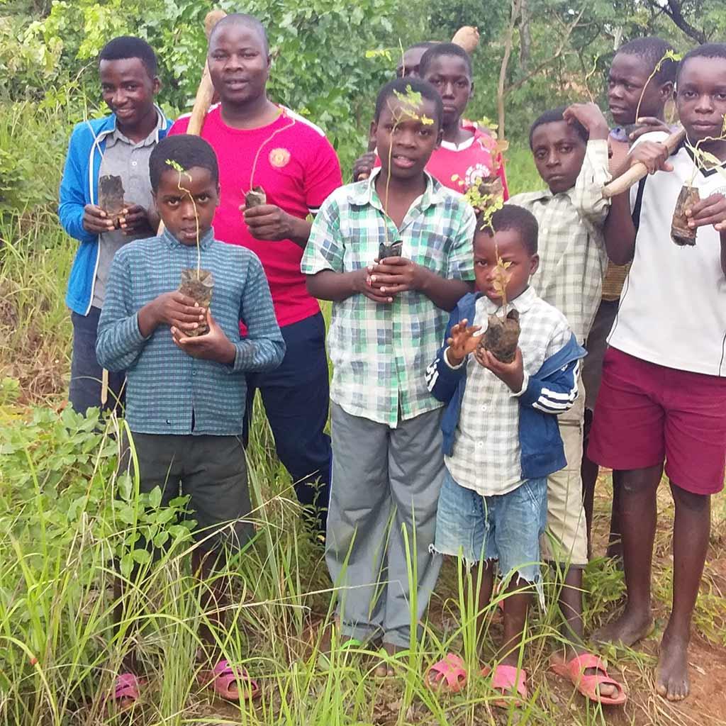 Aufbruch in Malawi