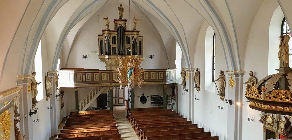 Wallfahrtskirche Mariä Heimsuchung