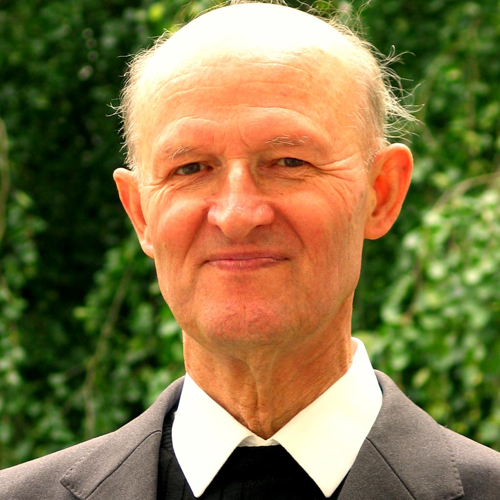 Totenbrief Pater Dr. Hubert Socha SAC