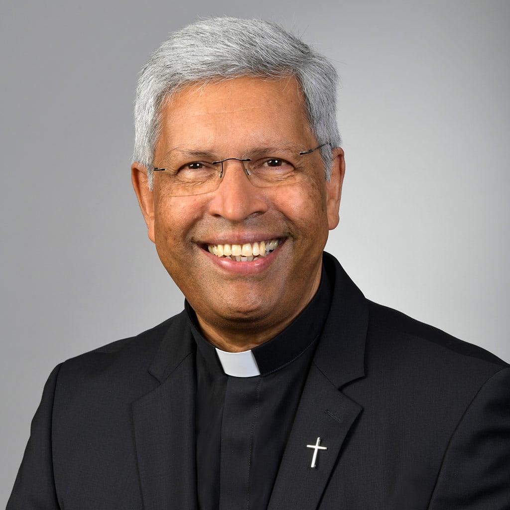 Pater George Augustin SAC