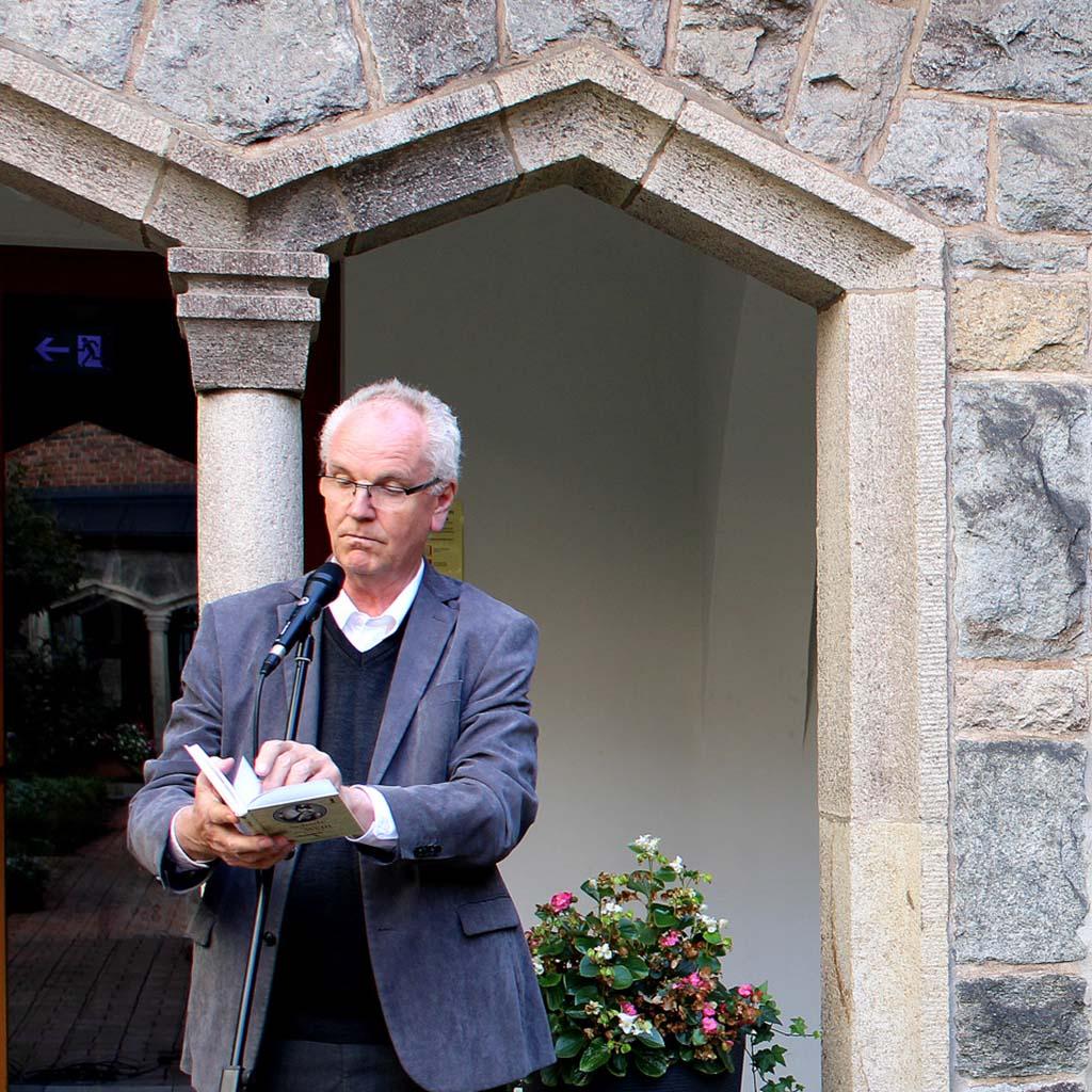 Pater Alexander Holzbach SAC Herbstlesung im Missionshaus in Limburg
