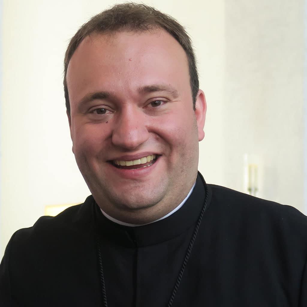 Erste Profess von Frater Patrick Stortz SAC